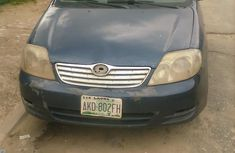 Used 2006 Toyota Corolla automatic for sale at price ₦850,000