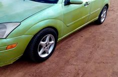 Ford Focus 2002 Clipper Green for sale