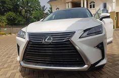 Lexus RX 2018 350 AWD White for sale