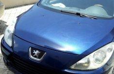Peugeot 307 2008 1.6 Premium Blue for sale