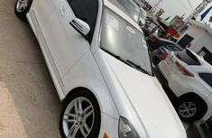Mercedes-Benz C300 2013 White for sale