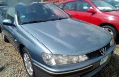Peugeot 406 2002 Blue for sale