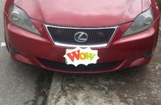 Lexus IS 1998 Red for sale