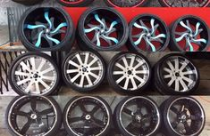 4 types of rims for cars you can buy nowadays