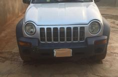 Selling 2002 Jeep Liberty automatic in good condition