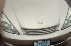 Lexus ES 2004 Gold for sale