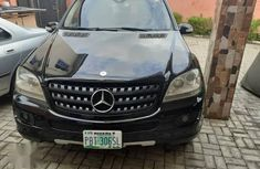 Sell well kept 2006 Mercedes-Benz M-Class at price ₦2,650,000