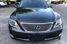 Lexus LS 2008 460 Black color for sale