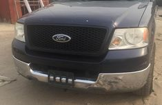 Ford F-150 2005 SuperCab 4x4 Blue color for sale