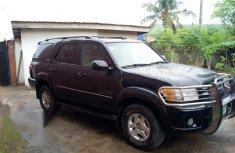 Toyota FJ Cruiser 2001 Black color for sale