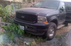 Ford Excursion 2004 Black for sale