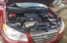 Hyundai Elantra 2008 Red for sale