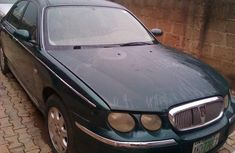 Well maintained green 2008 Rover 75 automatic for sale