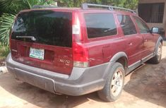 Nigerian Used 2003 Volvo xc70 cross country