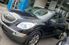 Neatly used black 2008 Buick Enclave automatic in Lagos