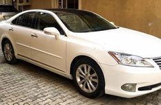 Used 2011 Lexus ES car at attractive price in Lagos