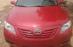 Toyota Camry 2.4 LE 2008 Red color for sale