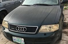 Sell green 2000 Audi A6 sedan manual in Ibadan