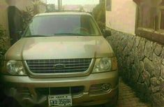 Need to sell used 2003 Ford Explorer at mileage 155,000 at cheap price