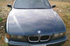 Blue 1999 BMW 528i sedan automatic for sale in Abuja