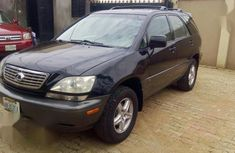 Black 2001 Lexus RX automatic at mileage 199,000 for sale