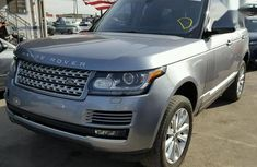Used 2014 Land Rover Range Rover Vogue automatic for sale
