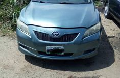 Blue 2007 Toyota Camry car sedan automatic in Port Harcourt