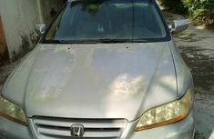 Need to sell high quality 2001 Honda Accord sedan automatic in Minna