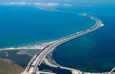 Engineering wonder! Russian-built longest bridge in Europe worth ₦1.3 trillion. See the making!