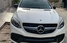 Used 2018 Mercedes-Benz GLE automatic at mileage 11,000 for sale in Lagos