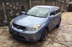 Used blue 2004 Toyota Matrix automatic for sale in Lagos