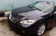 Sharp used blue 2008 Lexus ES sedan car at attractive price