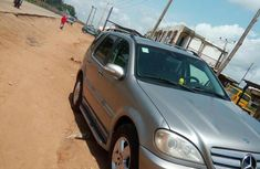 2006 Mercedes-Benz M-Class automatic at mileage 200 for sale
