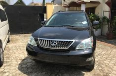 Sparkling black 2008 Lexus RX for sale