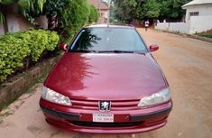 Need to sell cheap used red 1998 Peugeot 406 manual in Kaduna