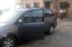 Used grey 2008 Toyota Sienna for sale at price ₦1,750,000 in Port Harcourt