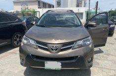 Sell well kept grey 2014 Toyota RAV4 automatic