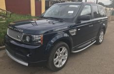 Almost brand new Land Rover Range Rover Sport Petrol for sle