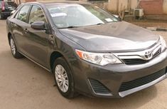 Grey clean Toyota Camry 2012, TOKUNBO, Sedan, V6 engine