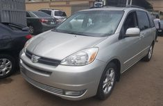 2005 Toyota Sienna suv / crossover automatic at mileage 0 for sale