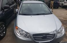 Hyundai Elantra 2007 gray for sale