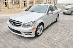 Selling 2012 Mercedes-Benz C300 automatic in good condition