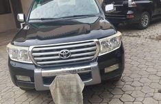 Selling black 2008 Toyota Land Cruiser automatic at price ₦9,950,000 in Lagos