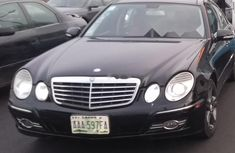 2008 Mercedes-Benz E350 Automatic Petrol well maintained