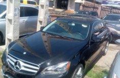 Sell cheap black 2014 Mercedes-Benz E350 sedan automatic