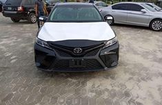 Used 2018 Toyota Camry sedan automatic for sale in Lagos