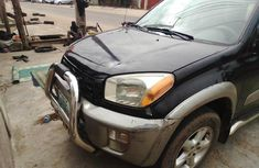 Toyota RAV4 2000 Black for sale