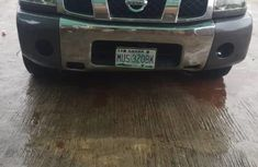 Well maintained 2004 Nissan Armada automatic for sale