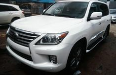 Well maintained 2015 Lexus 570 suv  at mileage 0 for sale