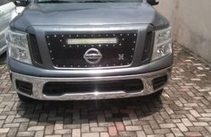 Sell cheap grey 2017 Nissan Titan automatic in Lagos